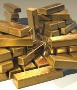 Niños encontraron barras de oro mientras jugaban durante la cuarentena