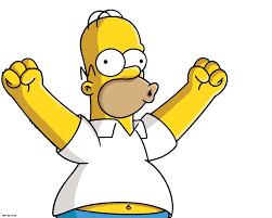 Lo arrestaron por identificarse como Homero Simpson