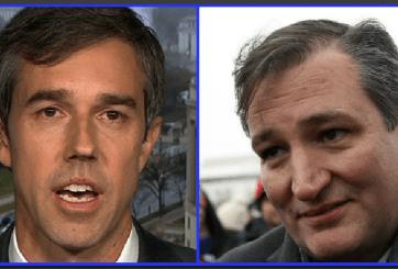 """""""Ted"""" Cruz se burla de su nuevo rival en Texas por llamarse """"Beto"""""""