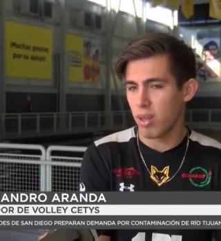 Jóvenes buscan formar parte de asociación deportiva estadounidense