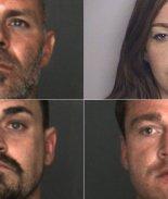 Arrestan a las personas que robaron más de $100 mil