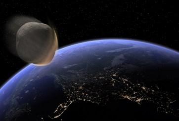 Asteroide podría chocar con la Tierra en noviembre