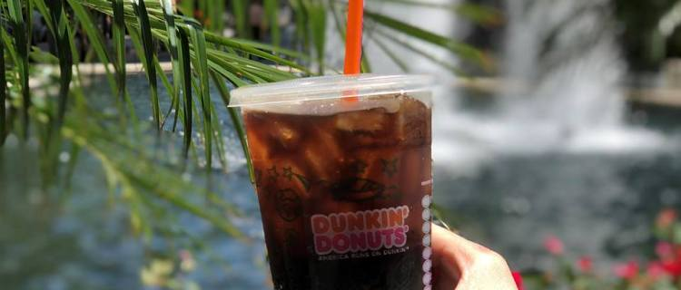 Dunkin Donuts dará gratis café helado