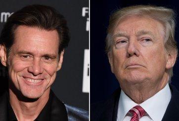 VIDEO: Jim Carrey critica fuertemente a Trump mediante dibujos