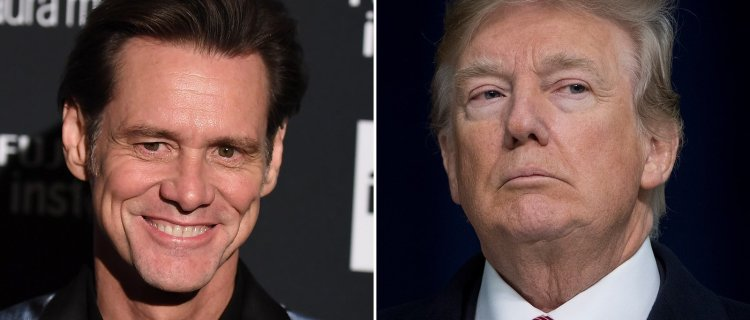 VIDEO: Jim Carrey critica fuertemente a Trump mediante dibujos