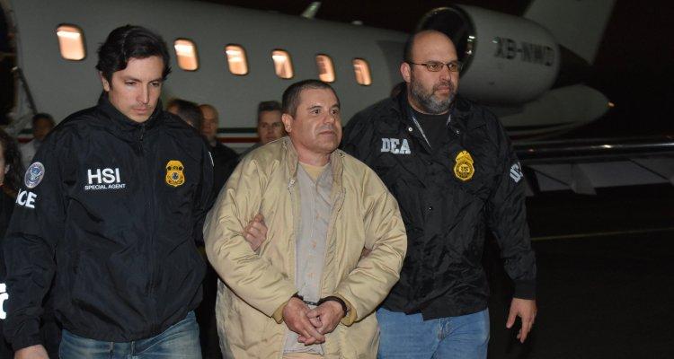 Piden cadena perpetua para «El Chapo» en Estados Unidos