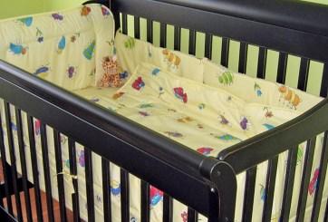 Bala perdida pega en la cuna donde dormía bebé de 18 meses