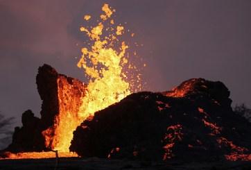 Volcán de Hawái