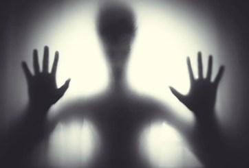 Retrato con fantasma