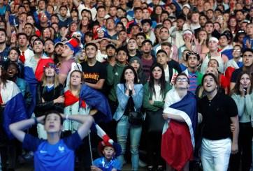 """Francia prohíbe las """"fan zones"""" por miedo a terrorismo"""
