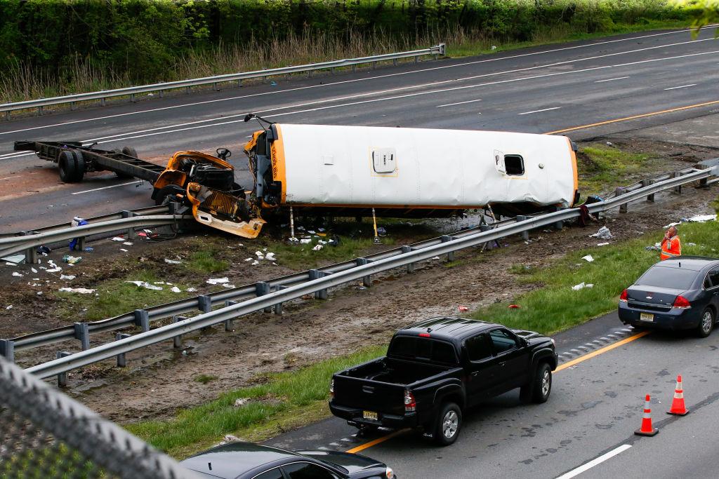 tragedia en carretera