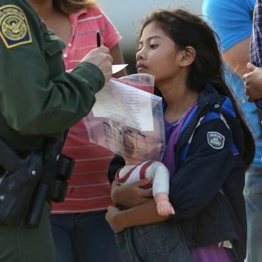 Los niños perdidos ante la política de cero tolerancia del gobierno