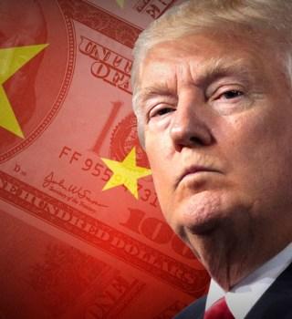 Impuestos de Trump muestran que tiene vínculos con China