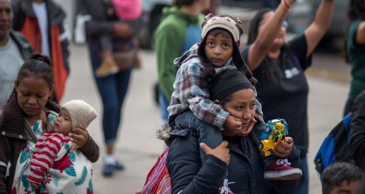 Migrantes centroamericanos tienen el derecho a pedir asilo