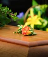 funeral para un vivo