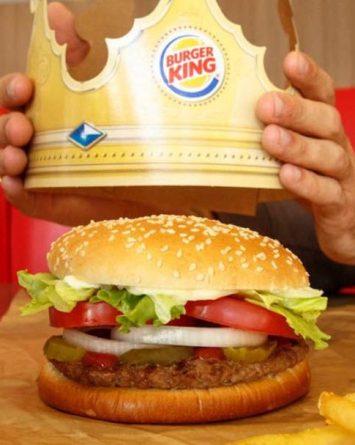 Burger King te regala su nueva y enorme hamburguesa todo este mes
