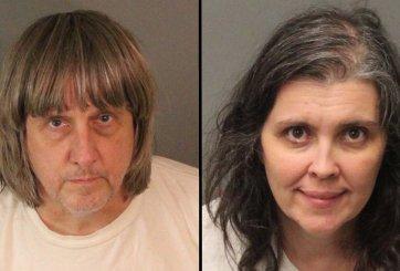 Sentencian a pareja acusada de torturar y maltratar a sus 12 hijos