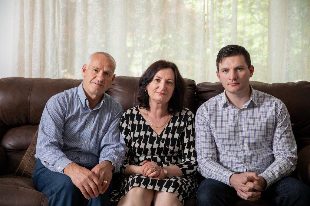 familia inmigrante ohio
