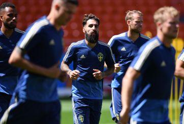Insultos racistas para jugador sueco tras derrota con Alemania