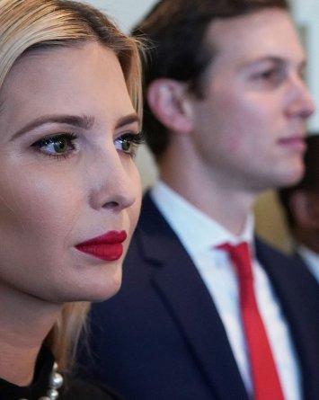 Ivanka Trump y su marido ganaron $82 millones el año pasado