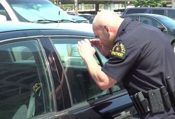 Dispositivo evita dejar niños en autos