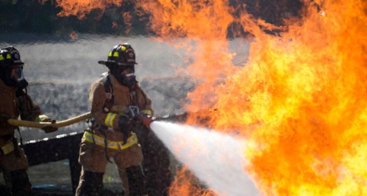incendio en Lescot Lane