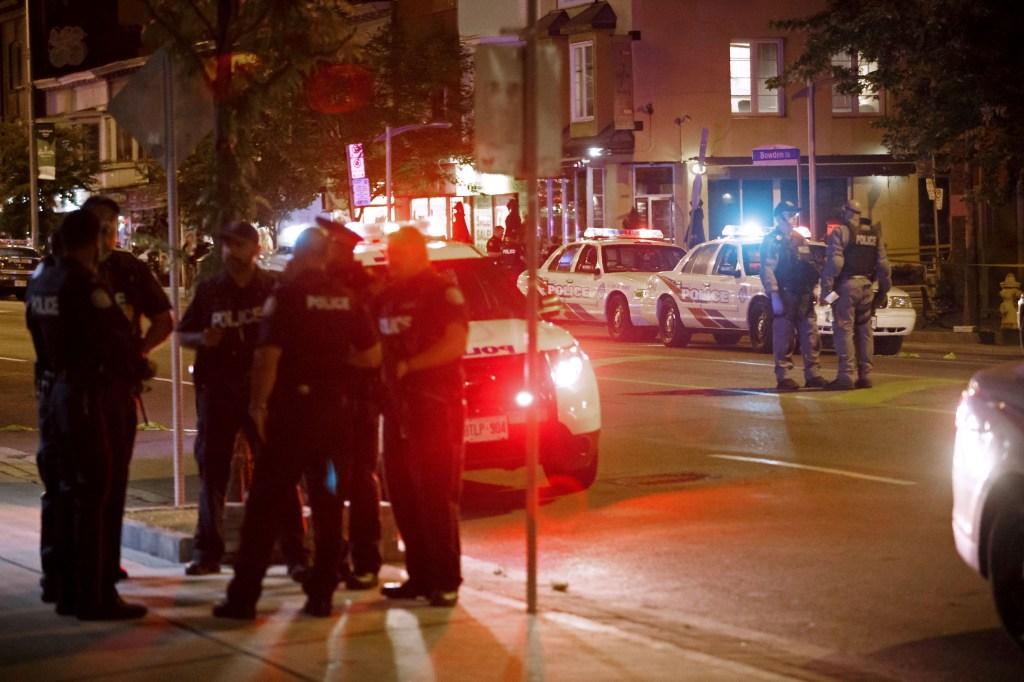 dos muertos y 13 heridos en Toronto