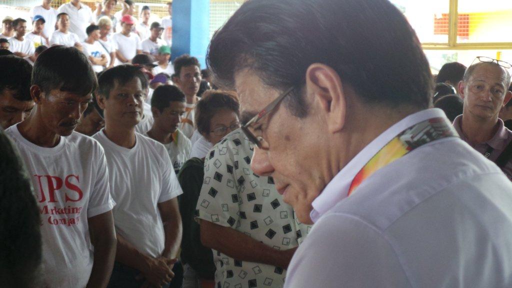 Alcalde filipino asesinado