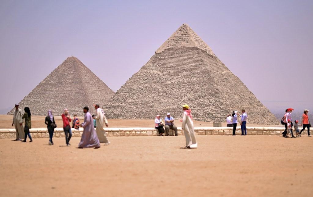 Piramides Egipto - NoticiasYa