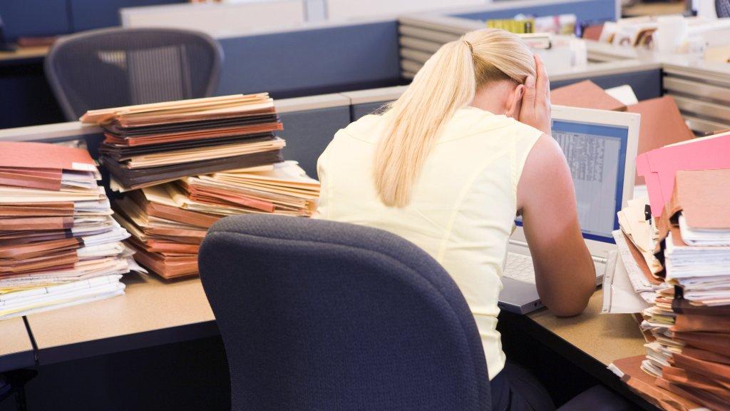 Trabajo en exceso y diabetes