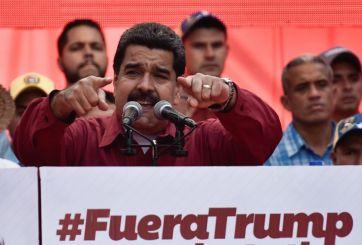 Trump consideró invadir Venezuela en 2017