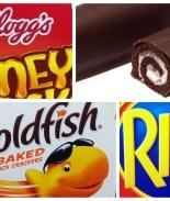Productos retirados del mercado por salmonela