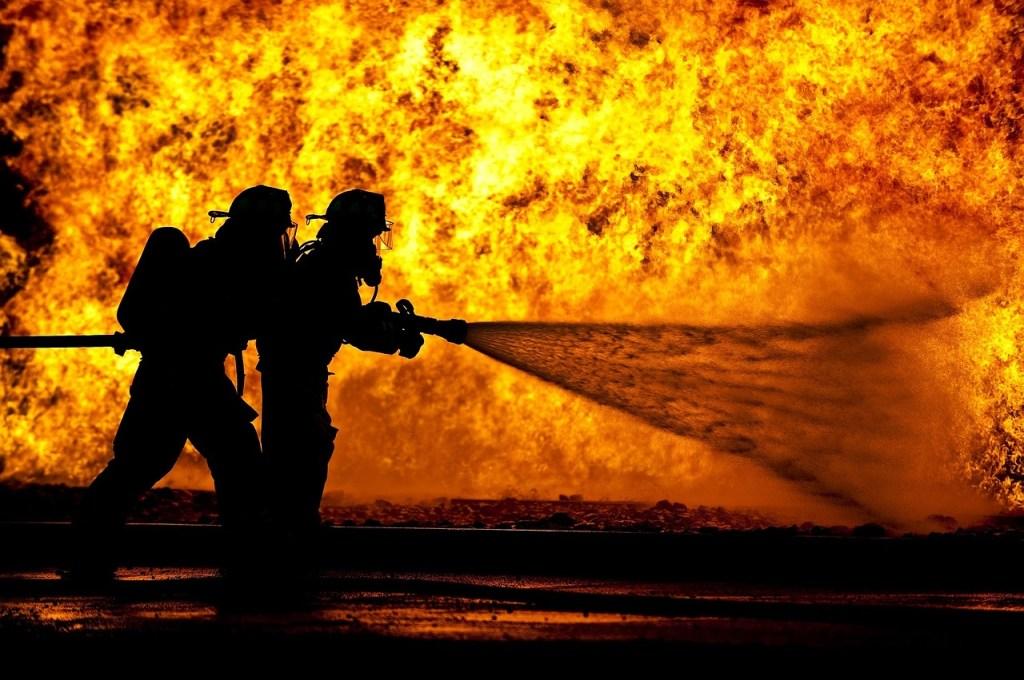 incendio asilo chile