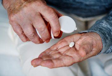 aspirina tercera edad