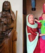 Tratan de restaurar obras del siglo XV y las echaron a perder en España