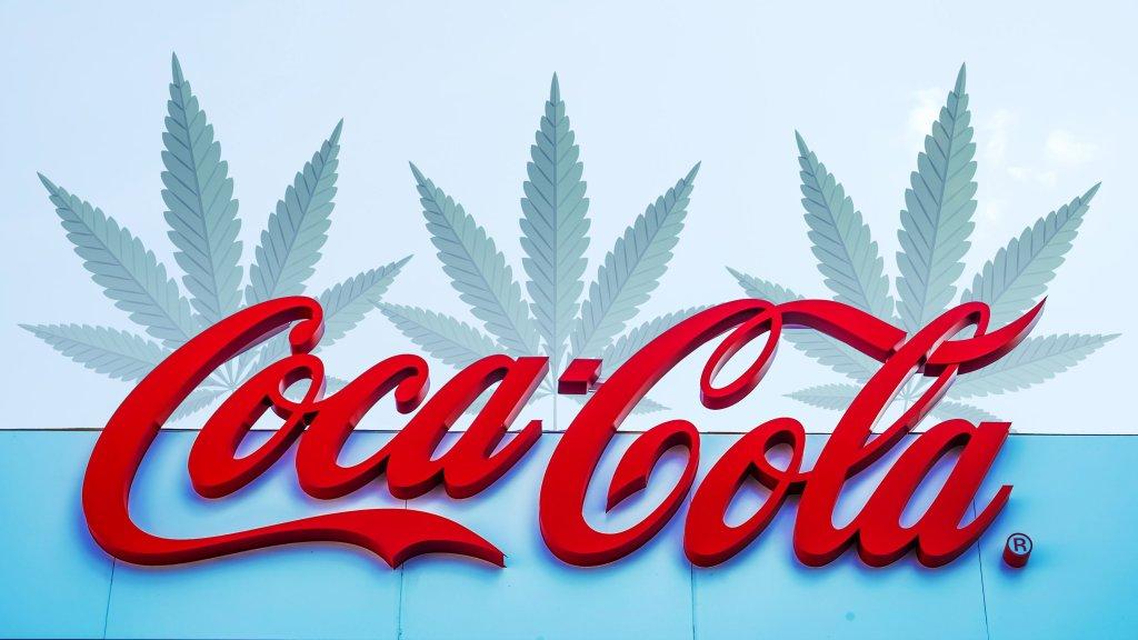 Cannabis infused Coke