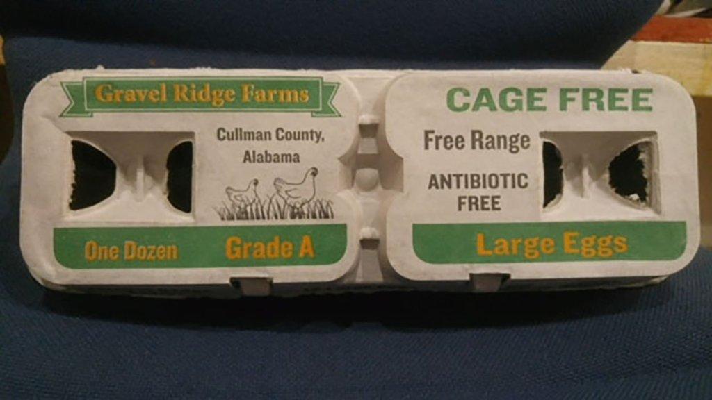 Huevos retirados relacionados con casos de salmonela en siete estados