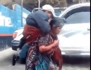 madre guatemalteca