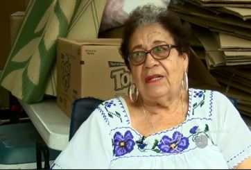 Desalojan a líder comunitaria tras 49 años de vivir en Sherman Heights