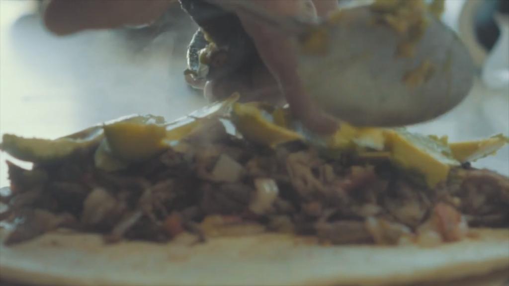 reportage de burritos