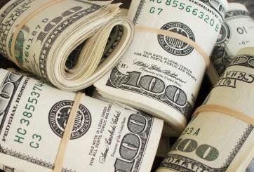 dinero en almacén