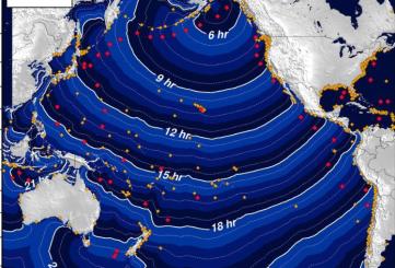 Cancelaron alerta de tsunami tras fuerte terremoto que sacudió Alaska