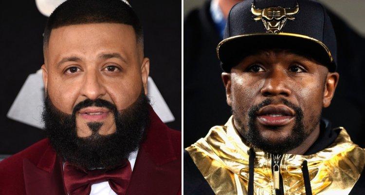 Floyd Mayweather Jr. y DJ Khaled, acusados de fraude con criptomonedas