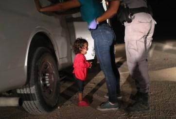 Niños inmigrantes, un cruel recorrido