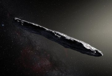 objeto extraterrestre