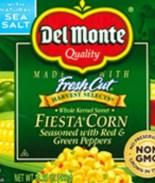Retiran maíz enlatado 'Del Monte' por riesgo de toxinas peligrosas