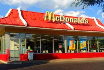 Fachada McDonalds