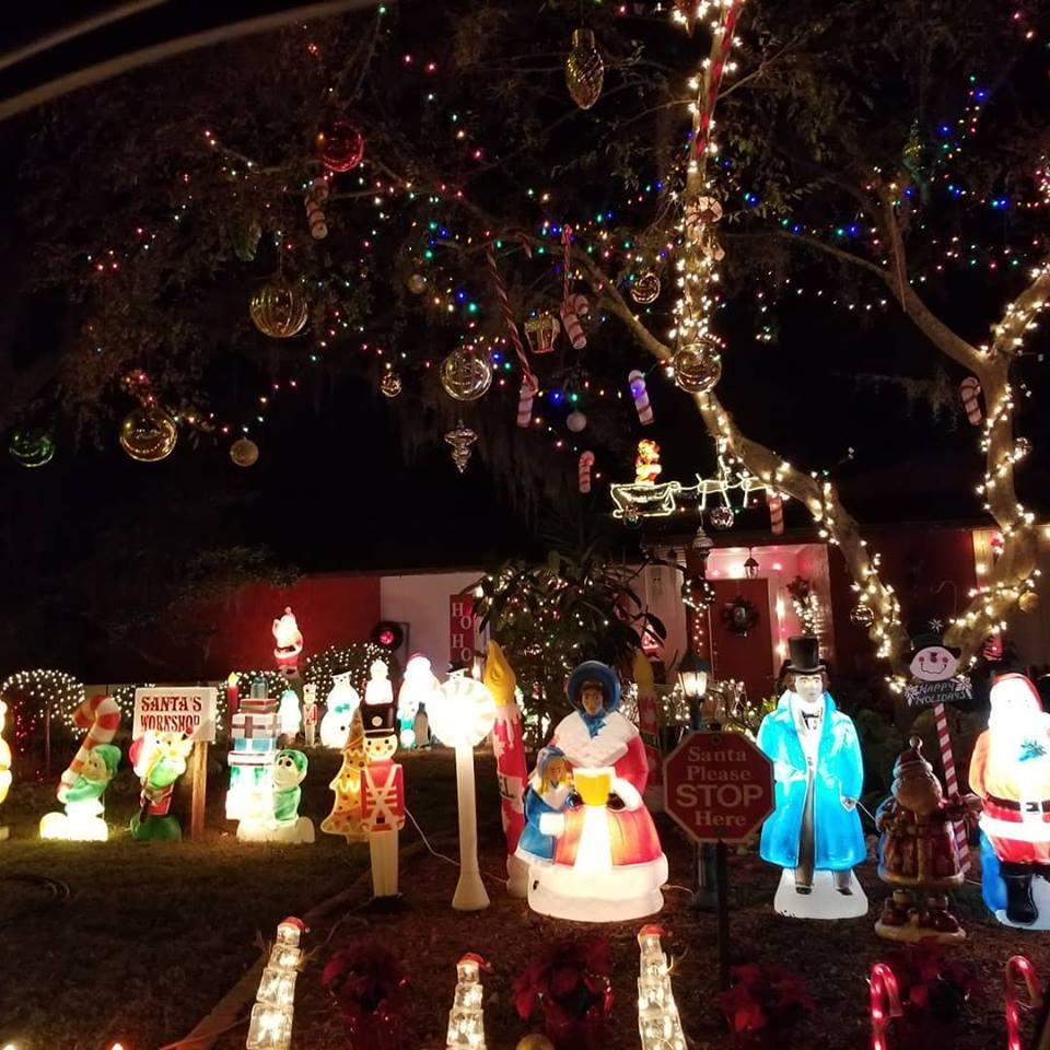 El espíritu navideño de este año se puede sentir a lo largo de Tampa Bay