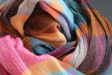 Las bufanditas para los tobillos son la nueva tendencia del invierno