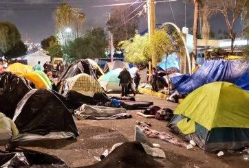 AMLO llamará a Trump para resolver crisis humanitaria en la frontera